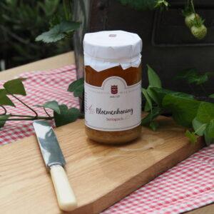 Biologische bloemen honing van de Mariënwaerdt