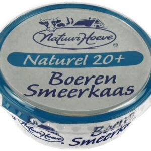Boerensmeerkaas naturel 20+