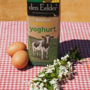Boeren vanilleyoghurt
