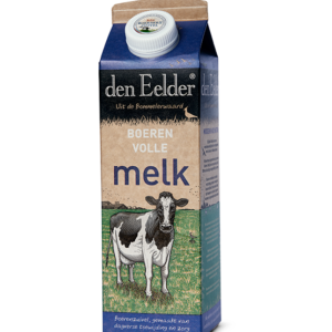 Boeren volle melk